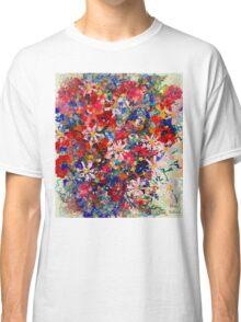 Summer Joy Bouquet Classic T-Shirt