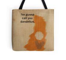 Orange is the New Black inspired design (Crazy Eyes - 2/2) Tote Bag