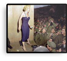 Marilyn Monroe, 1954 Metal Print
