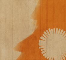 Orange is the New Black inspired design (Crazy Eyes - 2/2) Sticker