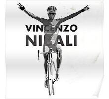 Vincenzo B&W Poster