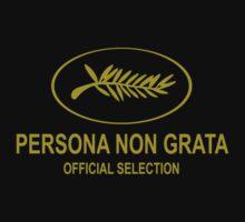 Lars Von Trier - Persona Non Grata by shirtsforshirts