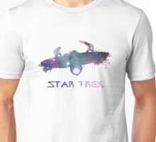 Star Trek Paint Splatter Unisex T-Shirt