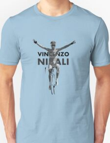 Vincenzo B&W Unisex T-Shirt