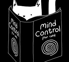 Mind Control 4 Cats by tobiasfonseca
