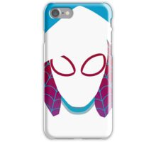 Minimalist Spider-Gwen iPhone Case/Skin
