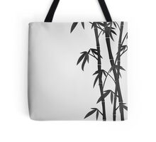 Bamboo stems Tote Bag