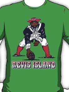 Darrelle Revis - Revis Island New England Patriots T-Shirt