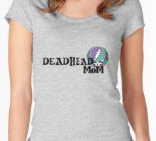 Deadhead Moms Women's Fitted Scoop T-Shirt