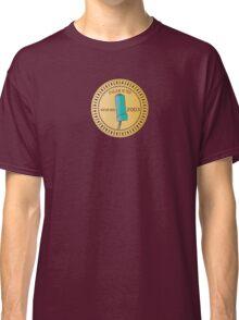 In H.E.L.P.eR. We Trust Venture Bros. Classic T-Shirt