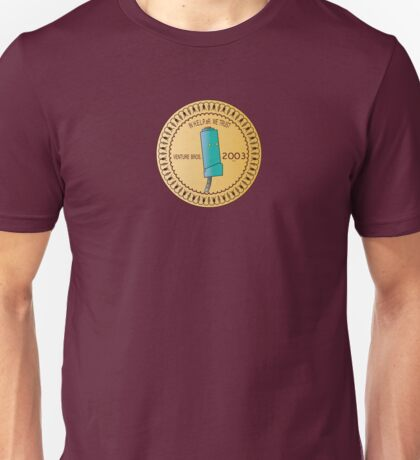 In H.E.L.P.eR. We Trust Venture Bros. Unisex T-Shirt