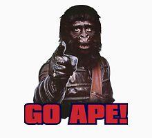 Planet of apes - GO APE Unisex T-Shirt