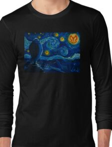 Venture Bros. Starry Night Long Sleeve T-Shirt
