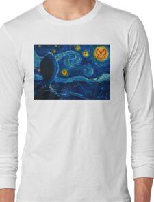 Venture Bros. Starry Night Long Sleeve T-Shirt