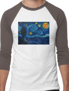 Venture Bros. Starry Night Men's Baseball ¾ T-Shirt