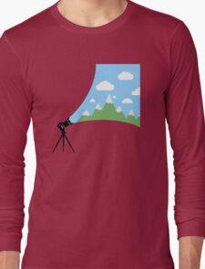 A Cameras Sight Long Sleeve T-Shirt