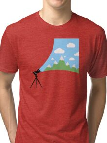 A Cameras Sight Tri-blend T-Shirt