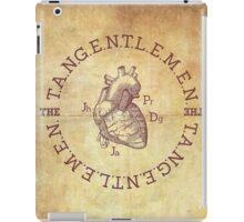 The TANGENTLEMEN Podcast Stuff iPad Case/Skin