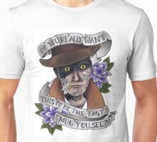 Synthetic Man Unisex T-Shirt