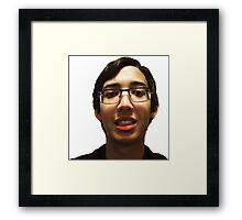 Collier Framed Print