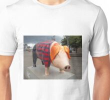 Ed Sheer-HAM Unisex T-Shirt