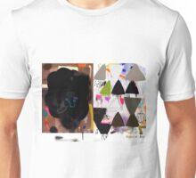 Abstract talk 008 Unisex T-Shirt