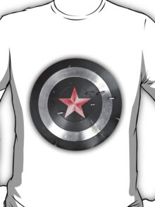 The Winter Soldier Shield T-Shirt