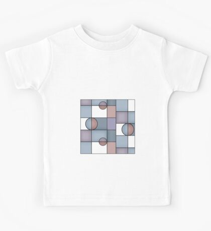 Abstract graphic pattern.  Kids Tee
