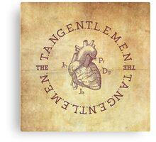 The TANGENTLEMEN Podcast Stuff Canvas Print