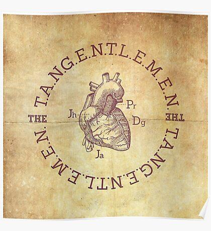 The TANGENTLEMEN Podcast Stuff Poster