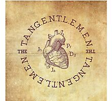 The TANGENTLEMEN Podcast Stuff Photographic Print