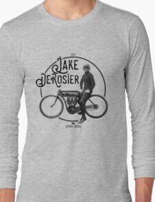 Buffalo Factory- Jake DeRosier tribute Long Sleeve T-Shirt