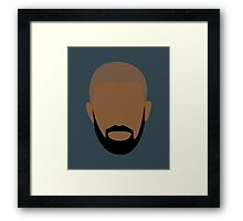 6 God Framed Print