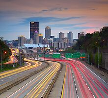 Pittsburgh 1  by Epphoto