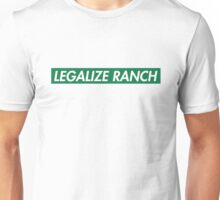 Legalize Ranch - Green - Eric Andre - Supreme font Unisex T-Shirt