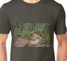 Little Stream flows through the Grampians National Park Unisex T-Shirt