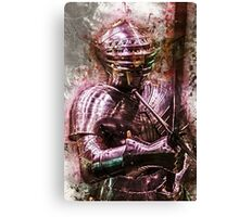 The Mystical Knight Canvas Print