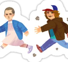 Stranger Things : KIDS Sticker