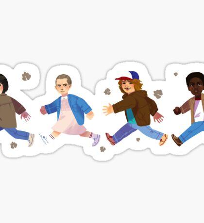 Stranger Things : KIDS Sticker