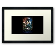 Mysterious Things Framed Print
