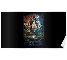 Mysterious Things Poster