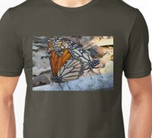 Monarch Squared Unisex T-Shirt