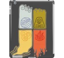 Elemental Scrolls iPad Case/Skin