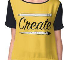 Create Chiffon Top