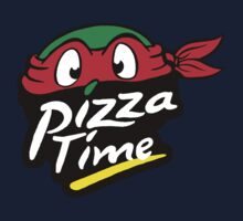 Pizza Time Kids Tee