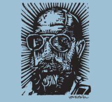 Beardy by mikeonmic