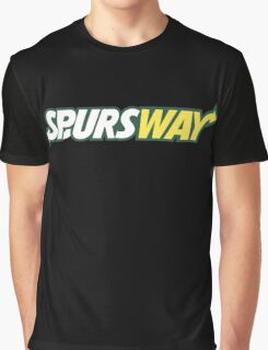 SPURSWAY Graphic T-Shirt