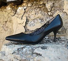 Black Shoe  by MagnumCreative