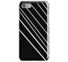 Into the Lines - Art6 iPhone Case/Skin