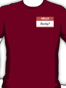 Hello My Name is? T-Shirt